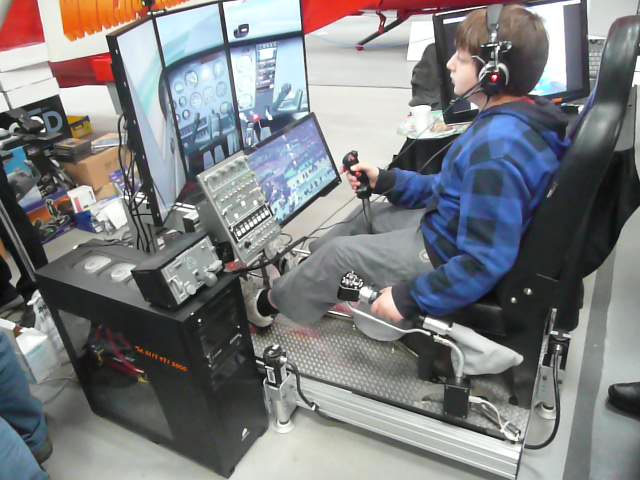 Flight Sim Chair Roselawnlutheran