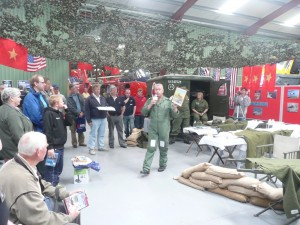 Weston Helicoptermuseum Charity Auction